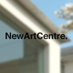New Art Centre website
