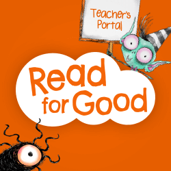 Read for Good teachers portal