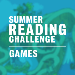Summer Reading Challenge games