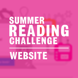 Summer Reading Challenge website